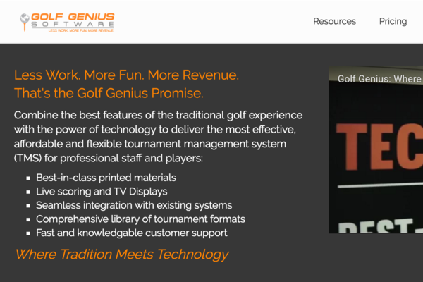 GolfGenius